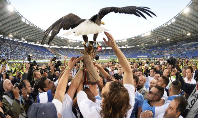 Slavic Epos. «Рома» — «Лацио» — 0:1. «Еврокубок Италии»