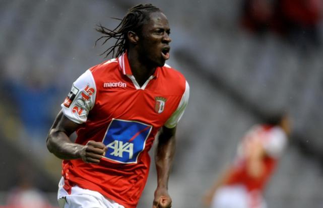 Tottenham target Braga Eder