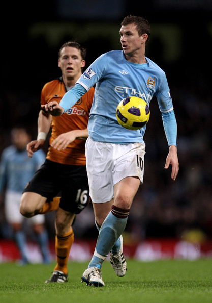 «Манчестер Сити» развеял слухи об уходе Джеко