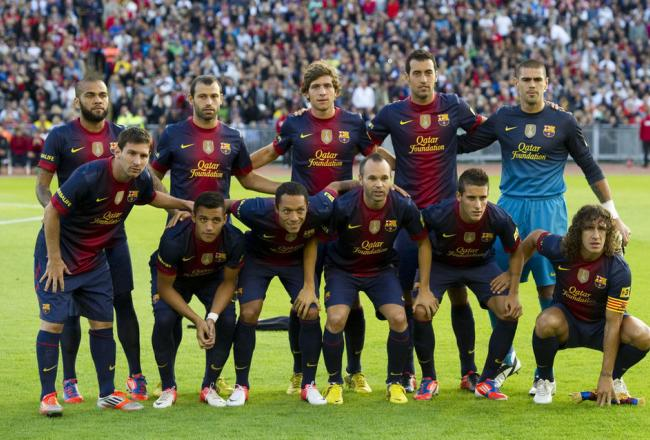 Barca result is historic