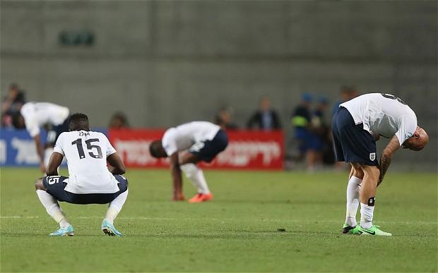 Чемпионат Европы (U-21). Прогноз. Израиль — Англия. «Без шансов. Почти»