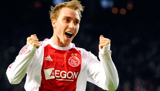 Eriksen plays down Dortmund transfer link
