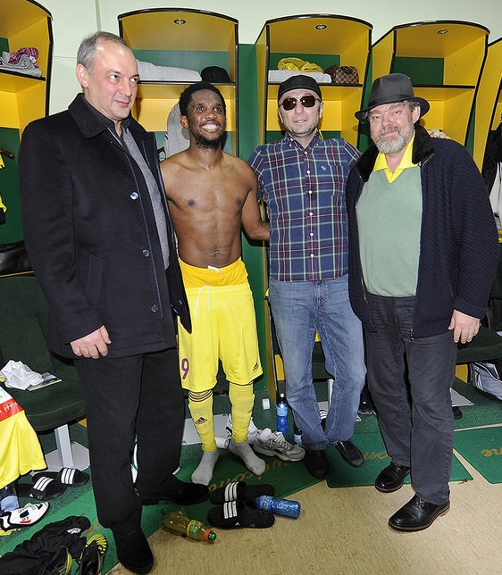 Anzhi fairytale comes to an end
