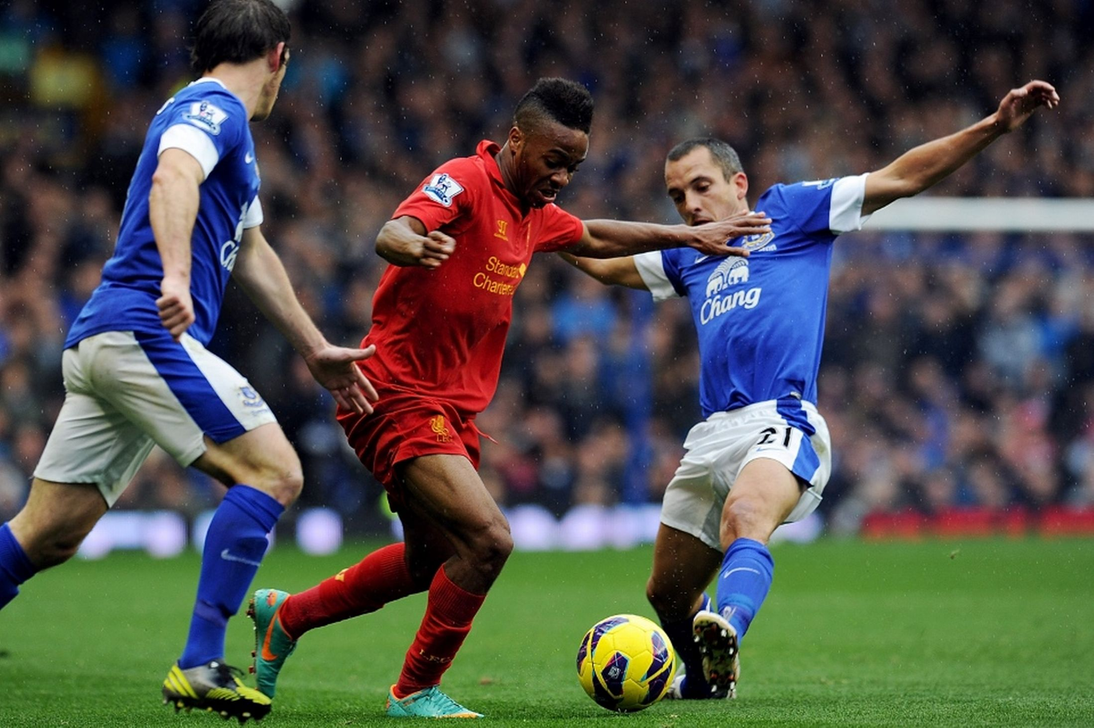 Merseyside derby and other Premier League fixtures