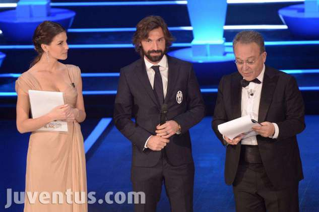«Ювентус» назван лучшей командой чемпионата Италии, Пирло — лучший игрок, Конте — лучший тренер