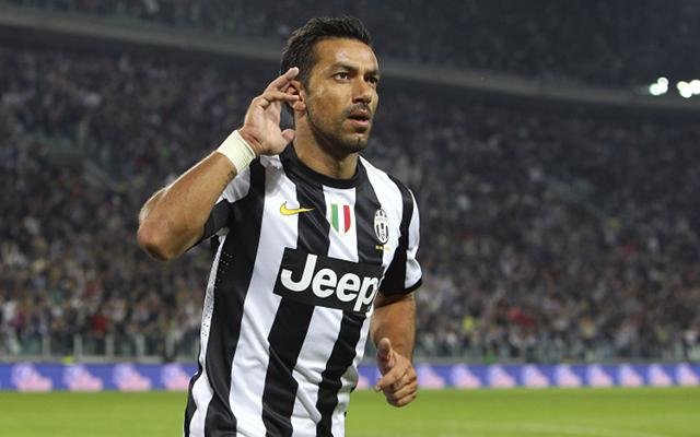 Quagliarella stays in Juventus