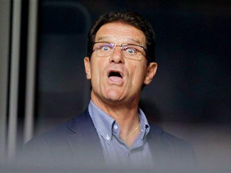 Фабио Капелло удивлен тому, что болельщики освистали Аршавина