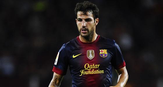 United to bid for Barcelona Fabregas