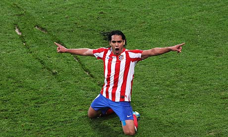 Atletico Madrid ready to part ways with Falcao