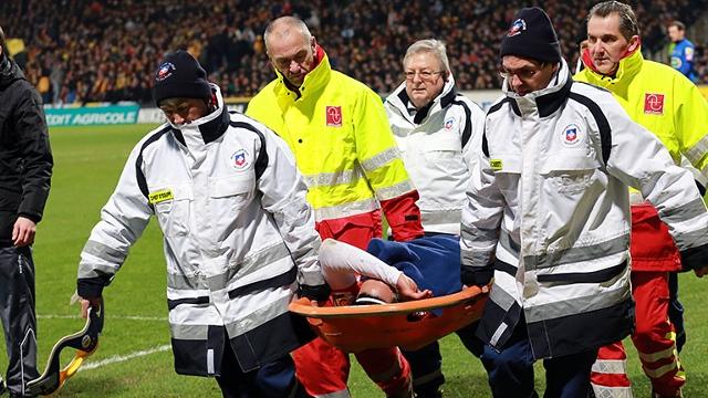 Фалькао травмировал колено и рискует не сыграть на ЧМ-2014 (ФОТО)