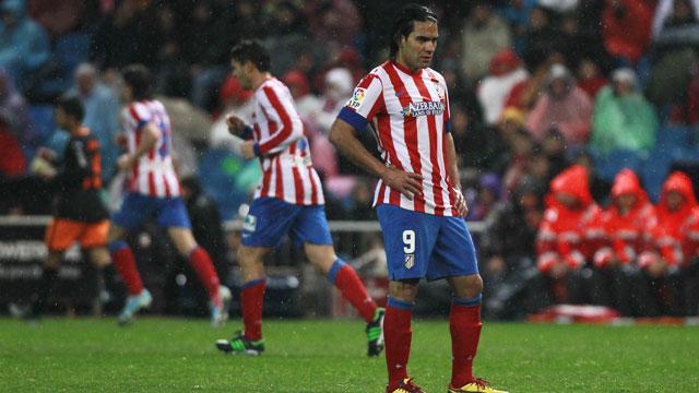 La Liga results: Atletico struggle to reproduce early season form