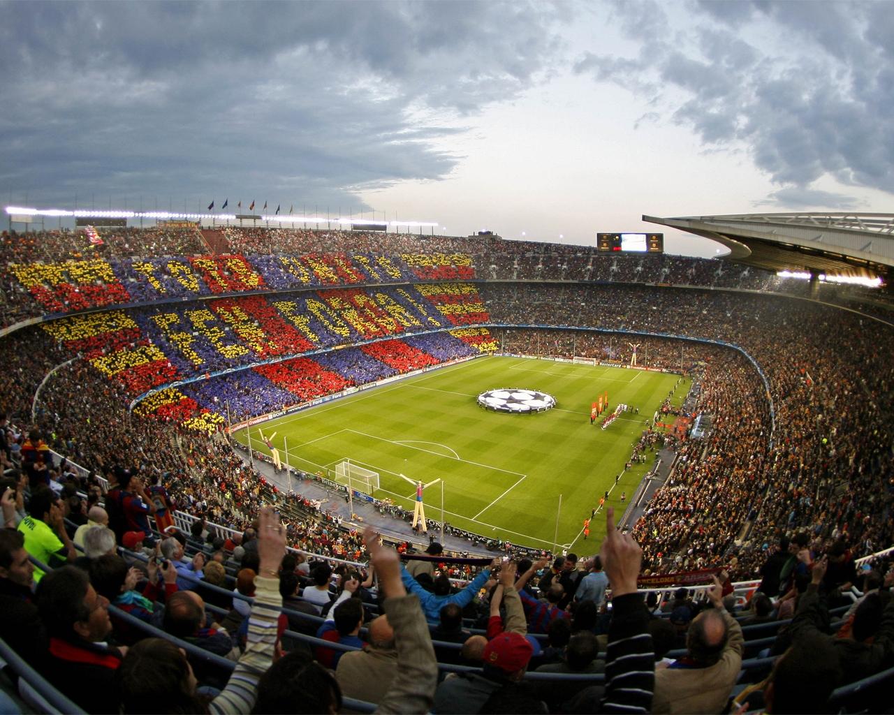 «Барселона» собирается открыть мавзолей для болельщиков