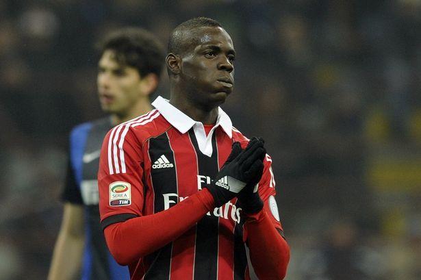 «Милан» отказался подавать апелляцию на дисквалификацию Балотелли