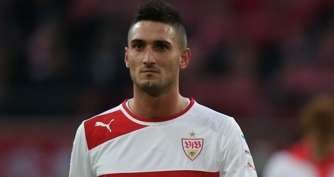 Macheda would like to stay at Stuttgart
