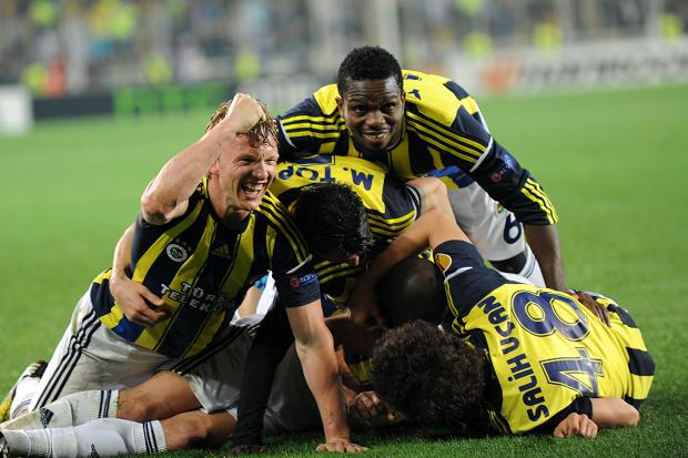 Europa League results: Fenerbahce 1-0 Benfica