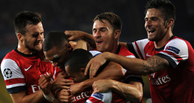 Champions League qualification: Arsenal beat Fenerbahce 3-0