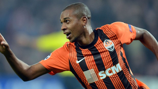 Shakhtar Fernandinho keen on Man City move