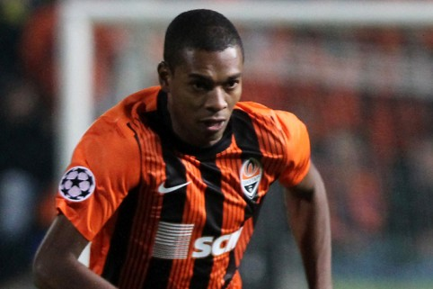 Man City close to signing Shakhtar Fernandinho