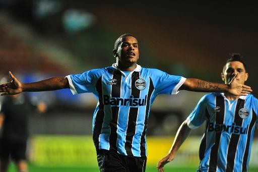 Gremio Fernando on the verge of joining Shakhtar Donetsk