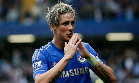 Torres wants to stay at Chelsea
