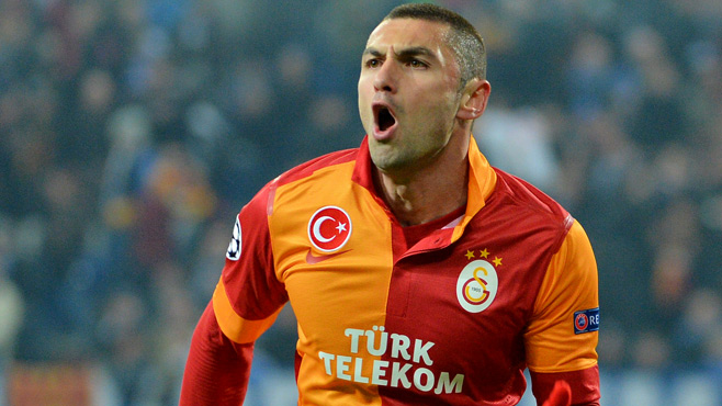 Latest transfer rumours: Napoli chase Burak Yilmaz