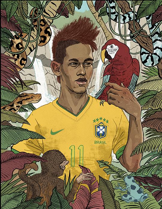 Slavic Epos. «What Is Your Neymar?»
