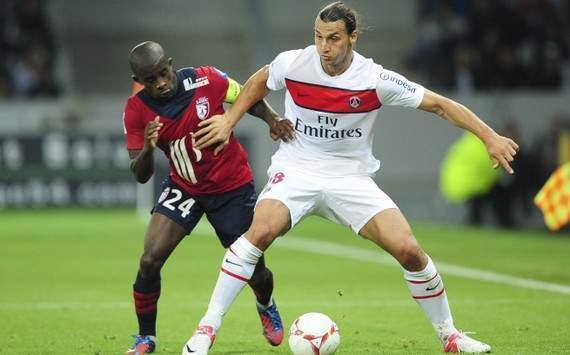 Французская Лига 1. «ПСЖ» — «Лилль» — 2:2. Хроника событий