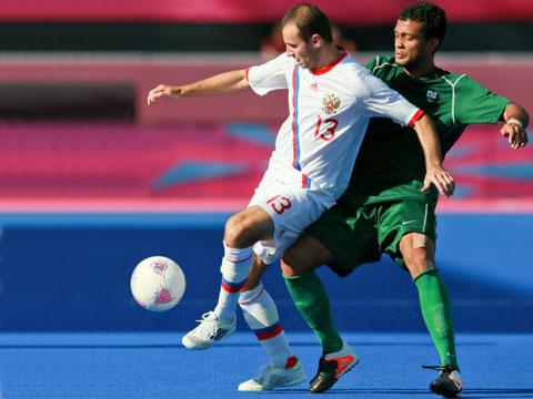 Российские футболисты завоевали золото Паралимпиады