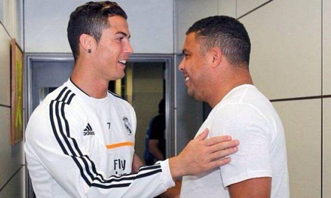 Фото дня. Роналду и Роналдо