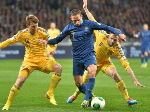 Чемпионат мира-2014. Раунд плей-офф. Франция — Украина. Онлайн-трансляция начнется в 23.55