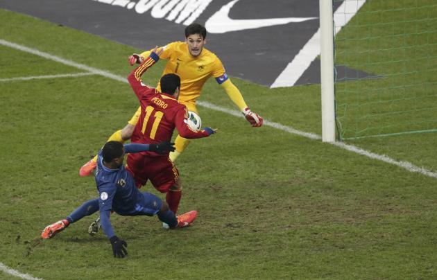 France vs Spain result