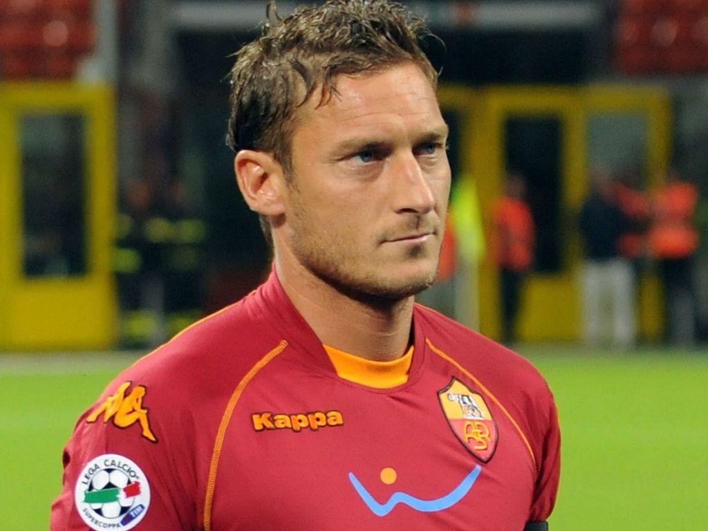 Франческо Тотти: «Будет непривычно играть с «Ювентусом» без Дель Пьеро»