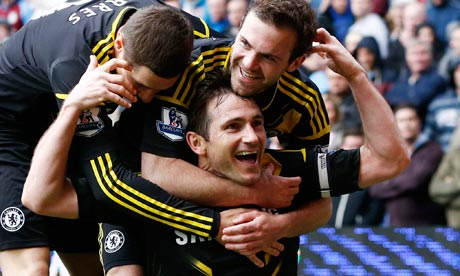 Premier League results: Aston Villa 1-2 Chelsea and other matches
