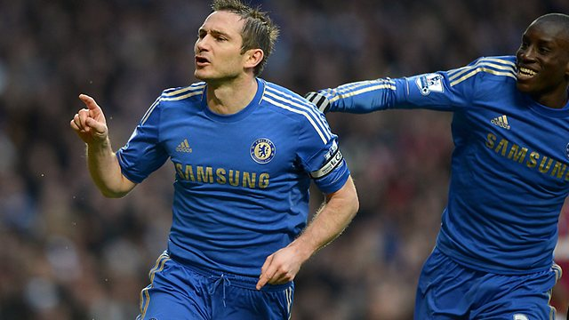 Lamps recognizes his 200th goal for Chelsea was 'special'