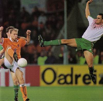 Винни Джонс: «Когда уйдут Терри и Лэмпард, английский футбол вымрет»