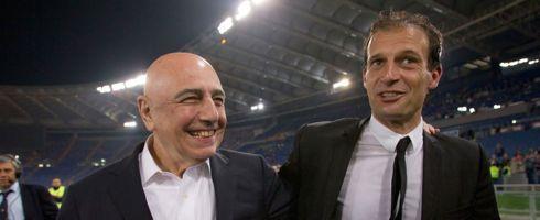 Адриано Галлиани: «Аллегри будет тренером «Милана». Это не обсуждается»