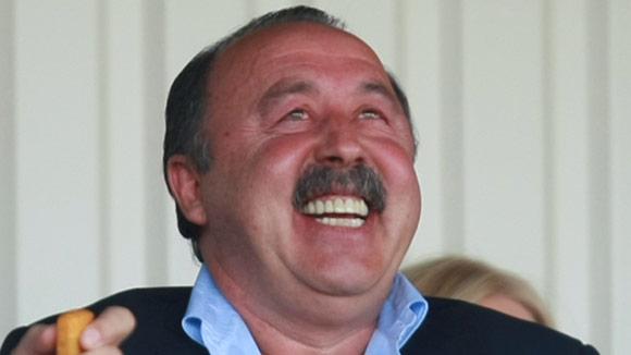 Валерий Газзаев отказался возглавить «Динамо»