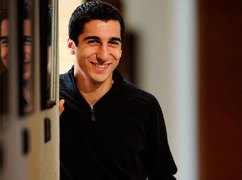 Генрих Мхитарян и еще 11 звезд сборной Армении