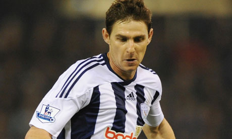 WBA Gera out for the rest of the season