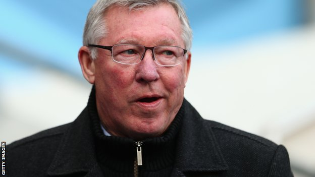 Man Utd Ferguson confirms his retirement