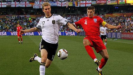 Товарищеские матчи. Англия — Германия. Онлайн-трансляция начнется в 23.55
