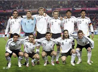 Сборная Германии определилась c составом на Евро-2012