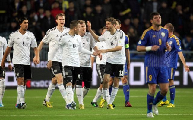 World Cup qualifiers. Key fixtures: Germany vs Kazakhstan