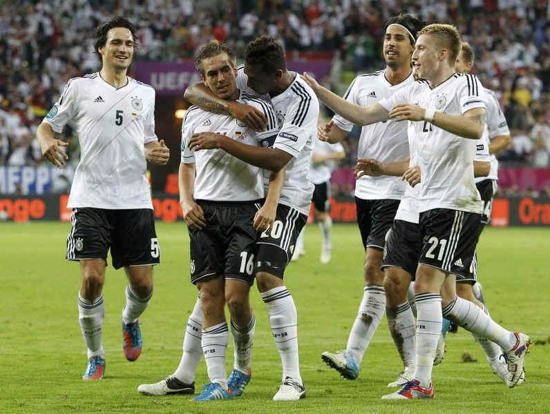 По следам отшумевшего Евро-2012. Самая гармоничная сборная – Германия