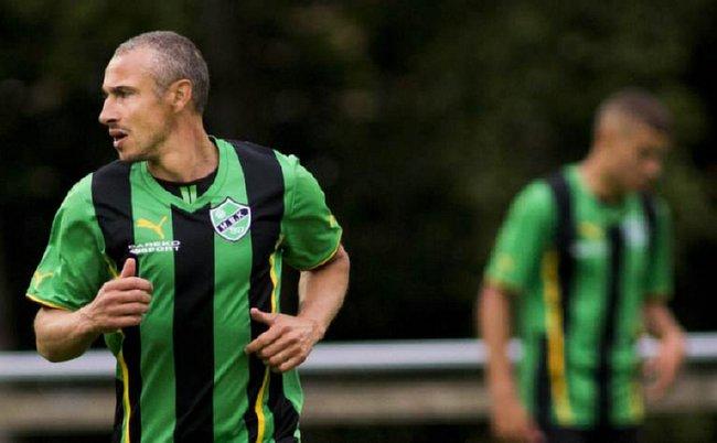 41-летний Хенрик Ларссон возобновил карьеру на один матч ради сына