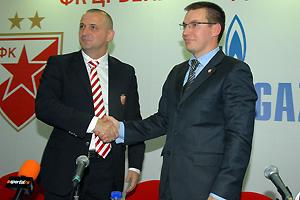 Газпром может выделить «Црвене Звезде» 6 миллионов евро