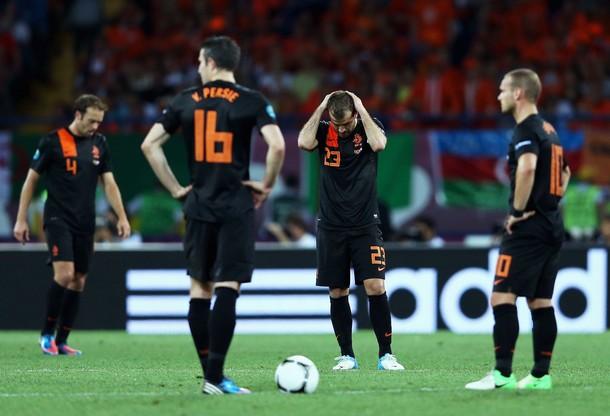 Робин ван Перси: «Никогда не задумывался об уходе из сборной»