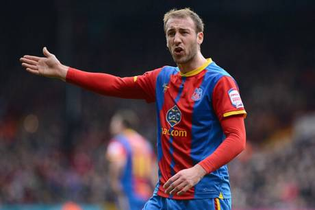 Crystal Palace Glenn Murray signed new deal
