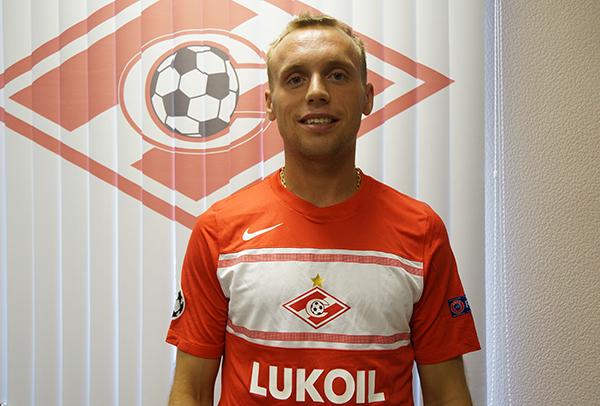 Денис Глушаков счастлив, что перешел в «Спартак»