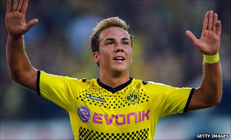 Dortmund Goetze will be fit to face Bayern Munich